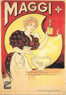 "75 PARIS "" MAGGI  "" D´après Charles Verneau - Advertising"