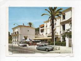 Lettre Carte Postale HOTEL  STELLA BELLA Promenade George V à Menton - Menton