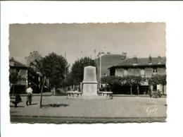 CP - AULNAY SOUS BOIS (93) Place  DU GENERAL LECLERC - Aulnay Sous Bois
