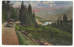 Athabaca  River  Jasper - Jasper