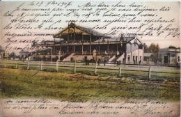 MONTEVIDEO HIPODROMO NACIONAL DE MERONAS 1907 - Uruguay