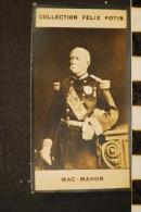 Chromos Et Images, Chromos, Magasin FELIX POTIN Personnage Historique MAC MAHON Militaria - Félix Potin