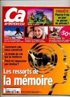 Revue ça M'interesse  Janvier 2012 Theme Araignee - Livres, BD, Revues