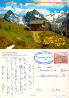 2) AK Tirol Osttirol Lesach-Riegel-Hütte 9981 Kals Am Großglockner Riegelhütte Österreich Schutzhütte Berghütte - Kals