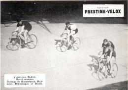 Photo Stade Buffalo 1930, Cyclisme Match Omnium Hamerlynck Raynaud Bruhenagen Richli - Sport