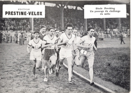 Photo Vincennes 1930, Stade Pershing Challenge Du Mille - Sports