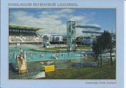 Reykjavik - Laugardal   (2344) - Islande