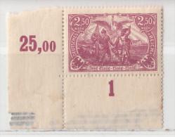 MiNr.115 ER  Deutschland Deutsches Reich - Allemagne