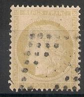 LOSANGE évidé Sur 15 C Cérès N° 59. TB CENRAGE. - 1871-1875 Ceres