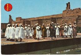 FOLKLORE MAROCAIN - Danse. Flamme. Mettez Vos Fonds En Sécurité - Morocco