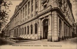 06 - NICE - Banque - Monuments, édifices