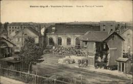08 - VOUZIERS - Gare Et Sucrerie - Vouziers