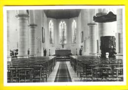 KERK BAARLE HERTOG NASSAU - INTERIEUR ST REMIGIUSKERK - EGLISE            2822 - Baarle-Hertog