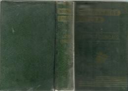 DICTIONNAIRE HATIER   Latin Fraçais  Par A. GARIEL     1959 - Dictionnaires