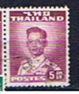 T+ Thailand 1951 Mi 282 Bhumipol - Thaïlande