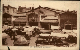 17 - LA ROCHELLE - Marché - Halles - La Rochelle