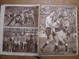 1955 BUT Et CLUB MIROIR DES SPORTS # 513 SPORT Football Rugby En Couverture - Sport