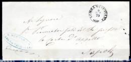 Napoli-00760d - Somma Vesuviana - 1861-78 Victor Emmanuel II.
