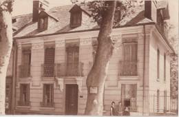 CPA - Carte-photo � identifier - �crite � Cambrai - Photographi�e � Toulouse (scan recto-verso)