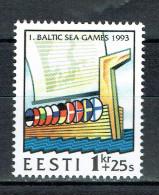 ESTONIA BALTIC GAMES 1993  SHIP  DRAKKAR VIKING - Estland