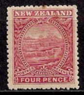 New Zealand. Charnela. 1898. Y&T 75. - 1855-1907 Crown Colony