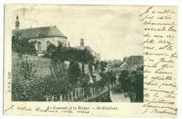 SAINT-GHISLAIN.  DVD 5942. Le Couvent Et La Haine. 1902. - Saint-Ghislain