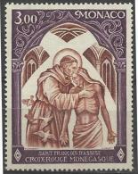 MONACO - 1972 Red Cross - Saint Francis Of Assissi. Scott 830. MNH **1730 - Monaco
