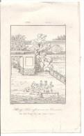 CHINE CHINA Gravure 1837 - Khoung Tseu Enfant Avec Ses Camarades -Firmin Didot Frères éditeurs. - Prints & Engravings