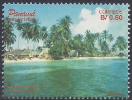 PANAMA TOURISM BEACH KUNA YALA REGION Sc 864 MNH 1998 - Ferien & Tourismus