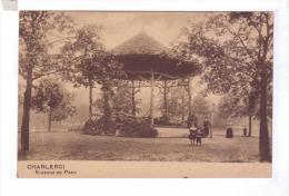 CHARLEROI Kiosque A Musique Du Parc - Charleroi