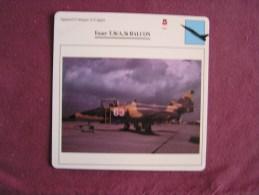 ENAER T 36 T 36A Halcon    FICHE AVION Avec Description  Aircraft Aviation - Avions
