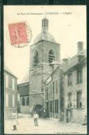 Au Pays Du Champagne - Cumières - L'église  ( Inédite Ainsi à Ce Jour Sur Delcampe ) - Far107 - France