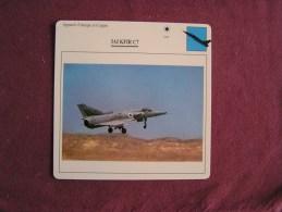 IAI KFIR  C 7        FICHE AVION Avec Description  Aircraft Aviation - Avions