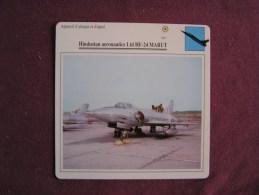 HINDUSTAN AERONAUTICS Ldt  HT-24 Marut       FICHE AVION Avec Description  Aircraft Aviation - Avions