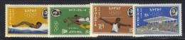 OL-C168 - ETHIOPIA ETIOPIA Olimpiadi Di Tokyo : La Serie  ***   MNH - Summer 1964: Tokyo
