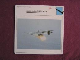ZENITH AVIATION Baroudeur      FICHE AVION Avec Description  Aircraft Aviation - Avions