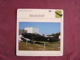 MARIN AM-1 Mauler    FICHE AVION Avec Description  Aircraft Aviation - Avions