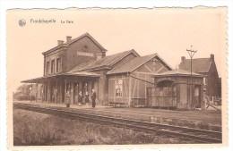 Froidchapelle  La Gare - Froidchapelle