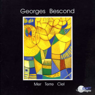 Georges Bescond : Mer Terre Ciel à Brest (29) - Art