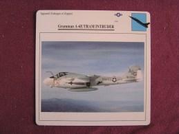 GRUMMAN A-4 PTM Skyhawk  FICHE AVION Avec Description  Aircraft Aviation - Vliegtuigen
