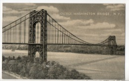 ÉTATS-UNIS . GEORGE WASHINGTON BRIDGE N.Y. - Réf. N°8263 - - New York City