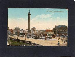 """51536   Regno  Unito,   St. George""""s Square,  Liverpool,  NV(scritta) - Liverpool"""