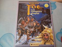 FOC  LES MANGEURS D'ESPOIR - Boeken, Tijdschriften, Stripverhalen