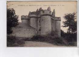 LE BREUIL SOUS ARGENTON - Château De L'Ebaupinay - Très Bon état - Other Municipalities