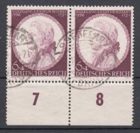 Deutsches Reich -  Mi. 810 (o) - Usados