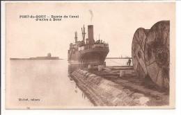 13 - PORT De BOUC - Entrée Du Canal D´Arles à Bouc, Bateau ROUEN - Altri Comuni