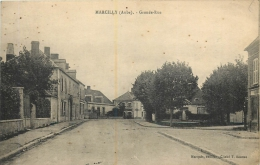 MARCILLY GRANDE RUE - Marcilly