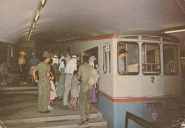 IHAÏFA THE CARMELIT ISRAEL'S FIRST METRO (dil129) - Métro