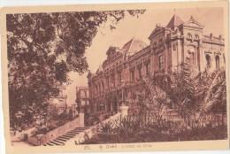 CPA Sépia - ORAN - L'Hôtel De Ville - Oran