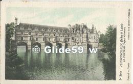 CHENONCEAUX - Le Château (Façade Orientale) - Collection De La Solution Pautauberge - 1è Série - Chenonceaux